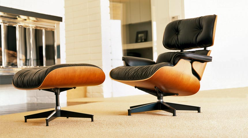 Eames Lounge Chair And Ottoman Ergodot