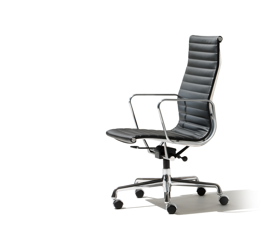 Eames Aluminum Group Chairs Ergodot